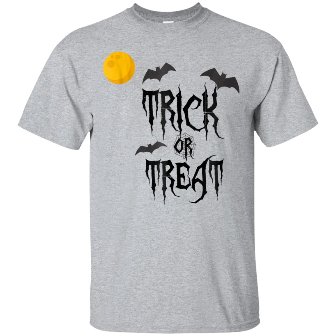 trick or treat happy halloween tshirt 2018 99promocode