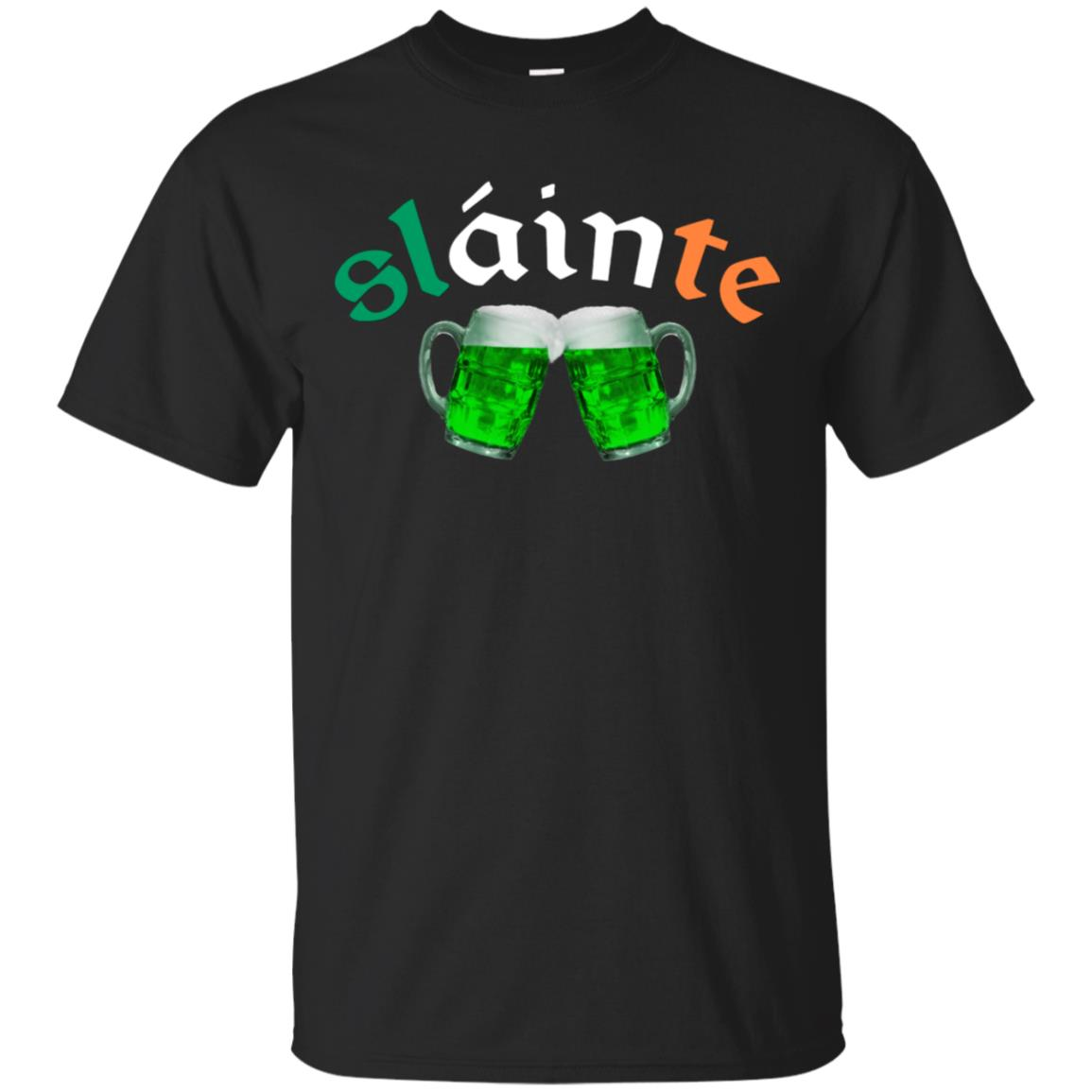 Slainte St. Paddys Drinking Tee for Men and Women 99promocode