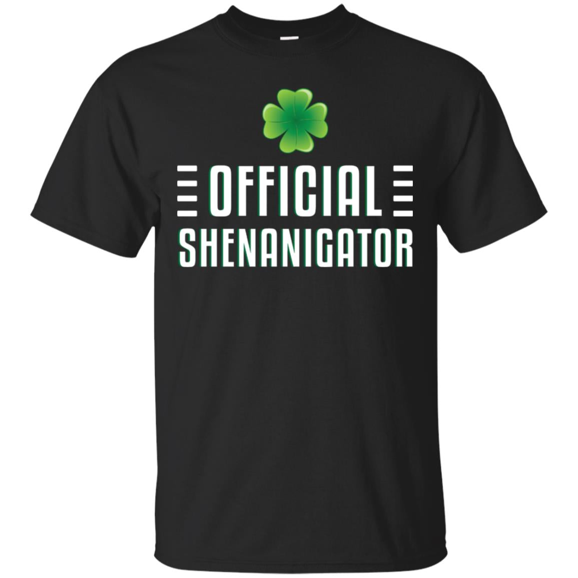 Official Shenanigator T-Shirt for those party goers of March 99promocode