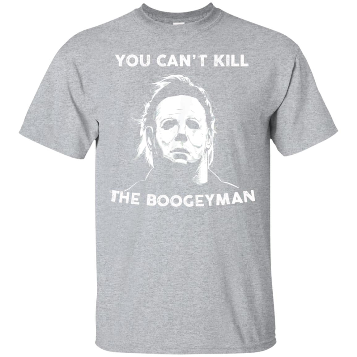Horror Movie-Halloween-Michael Myers T-shirt cool 99promocode