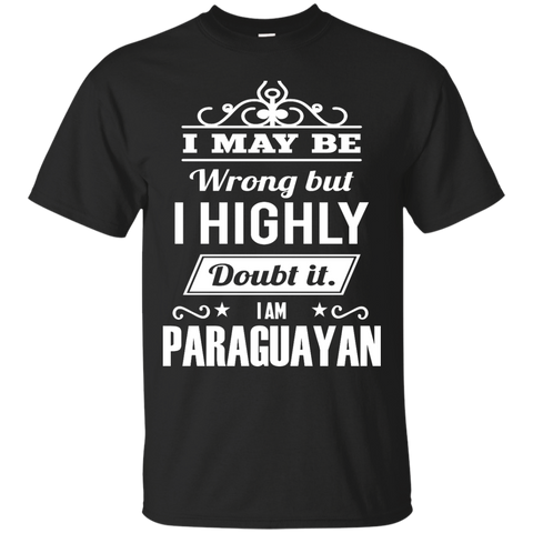 I may be wrong but i highly doubt it i'm Paraguayan