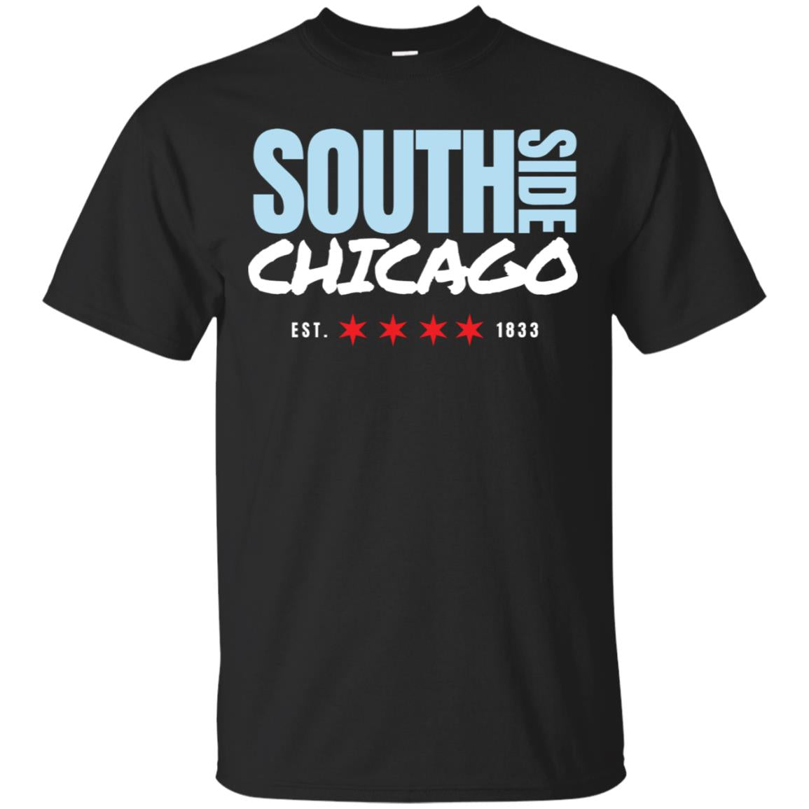 Southside Chicago T-Shirt for Men witty gift 99promocode