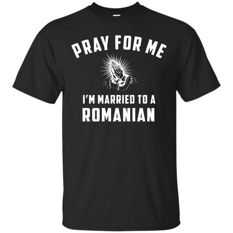 Pray for me i'm married to a Romanian