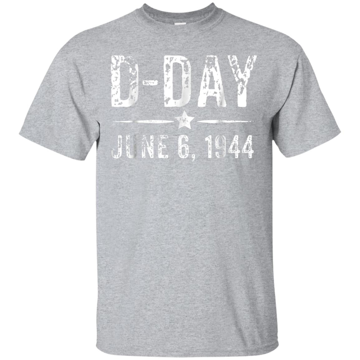 D-Day Shirt - Commemorative World War 2 T shirt 99promocode