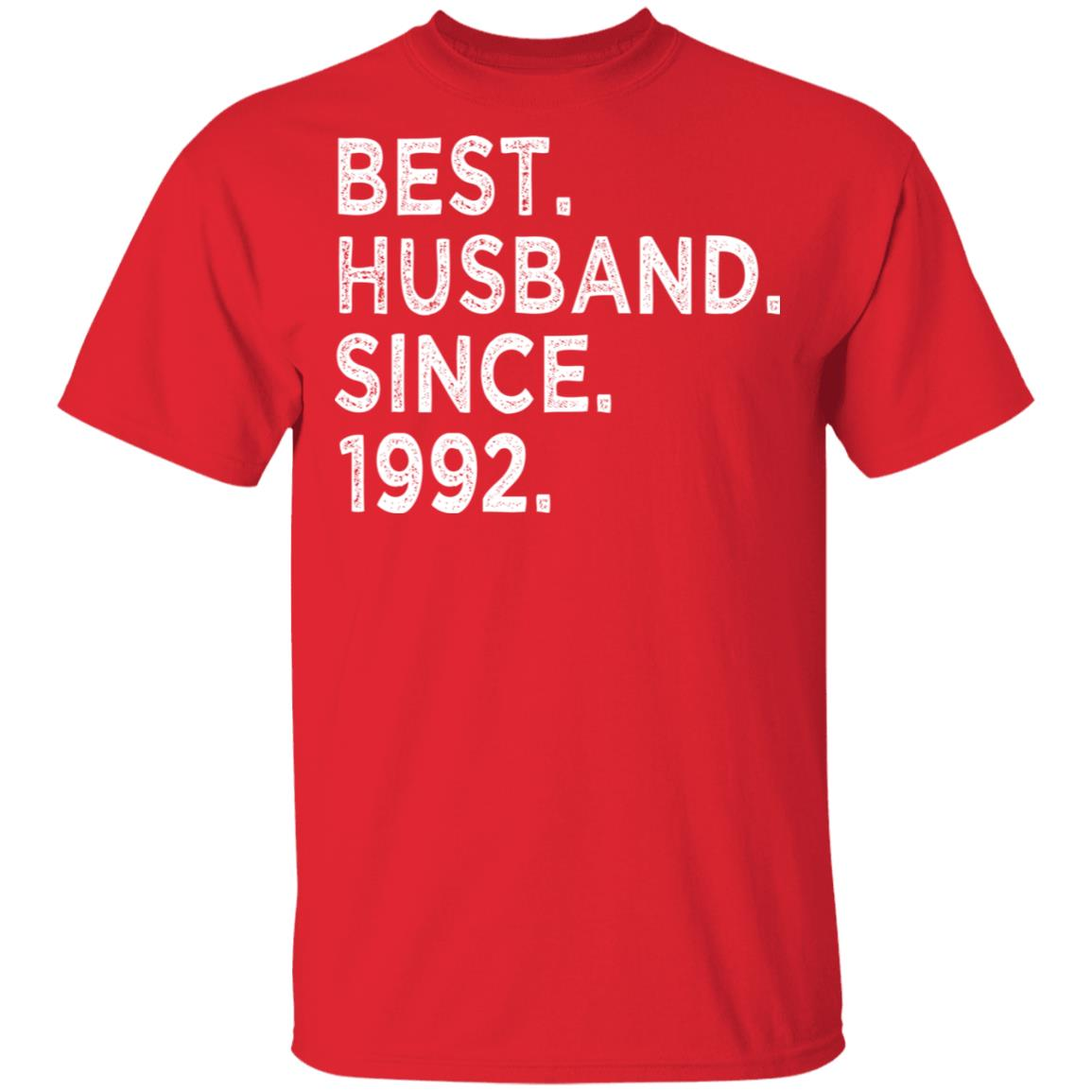 Best-husband-since-1992-wedding-anniversary-t-shirt 99promocode