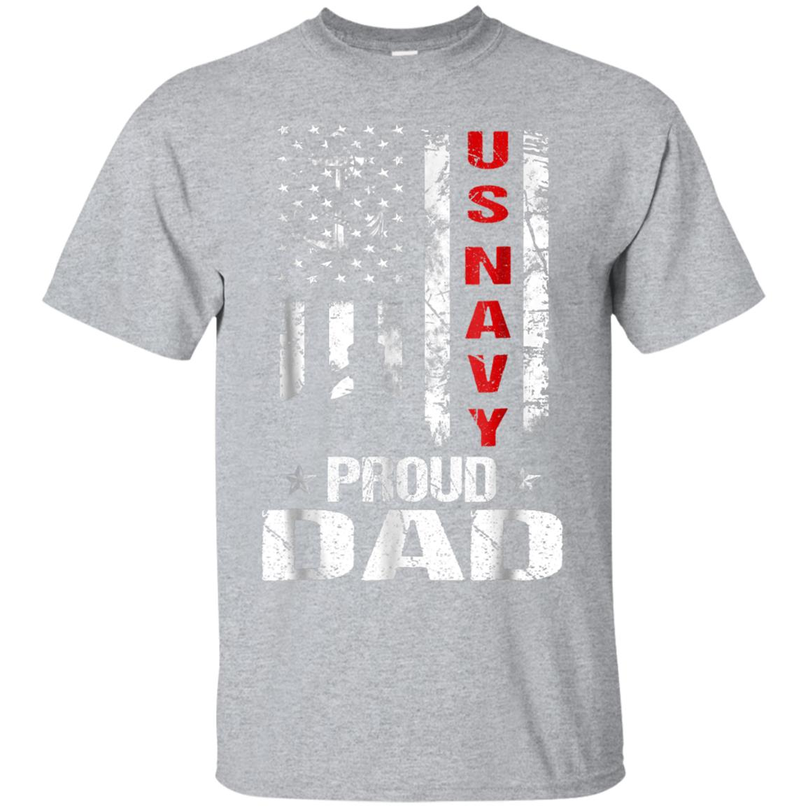 US Navy Proud Dad Veteran shirt 99promocode