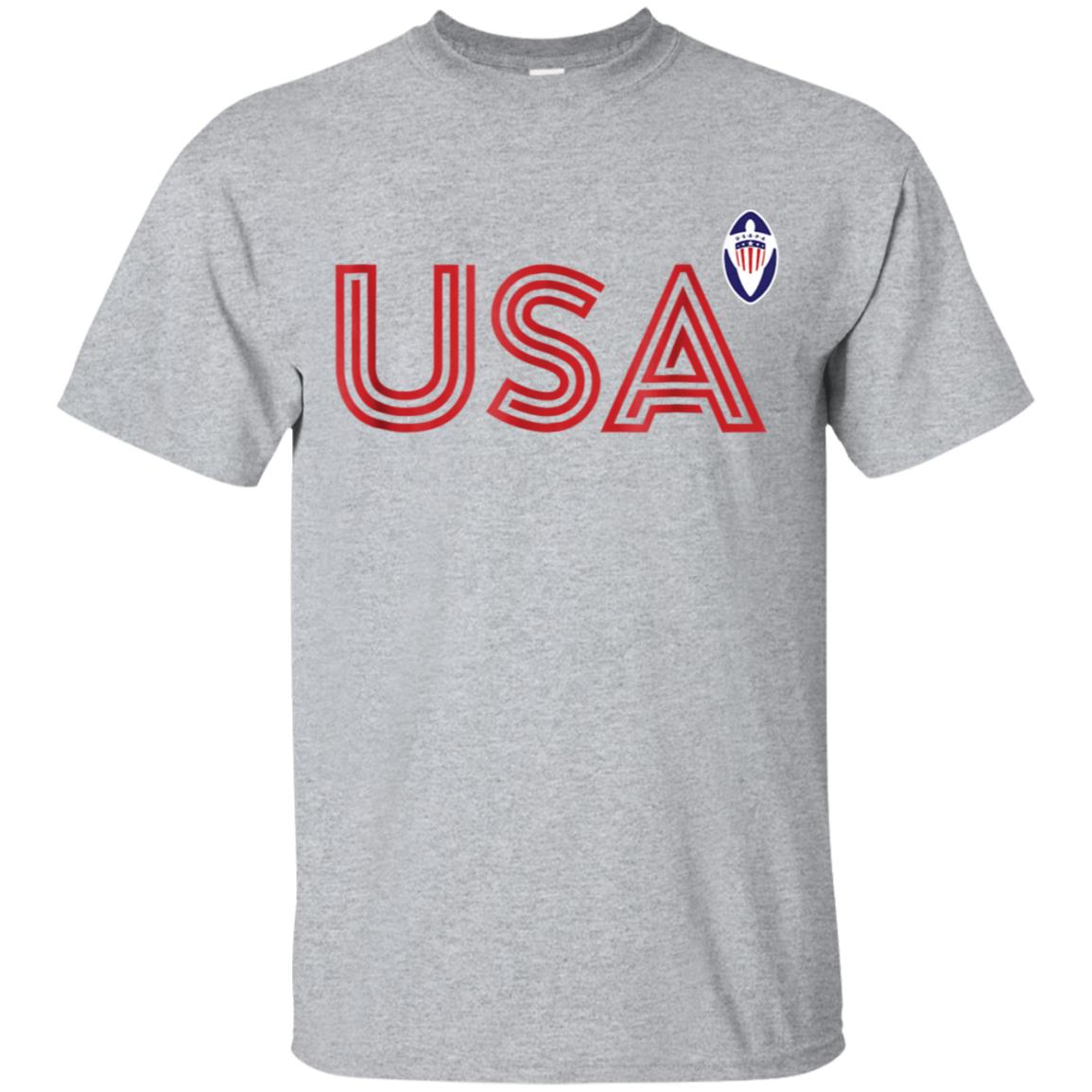 USA Rugby Players Emily Henrich Sport Tee 99promocode