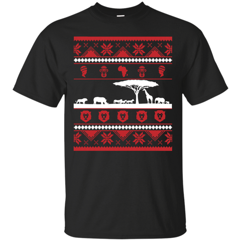 SOUTH AFRICAN Ugly Christmas Sweater