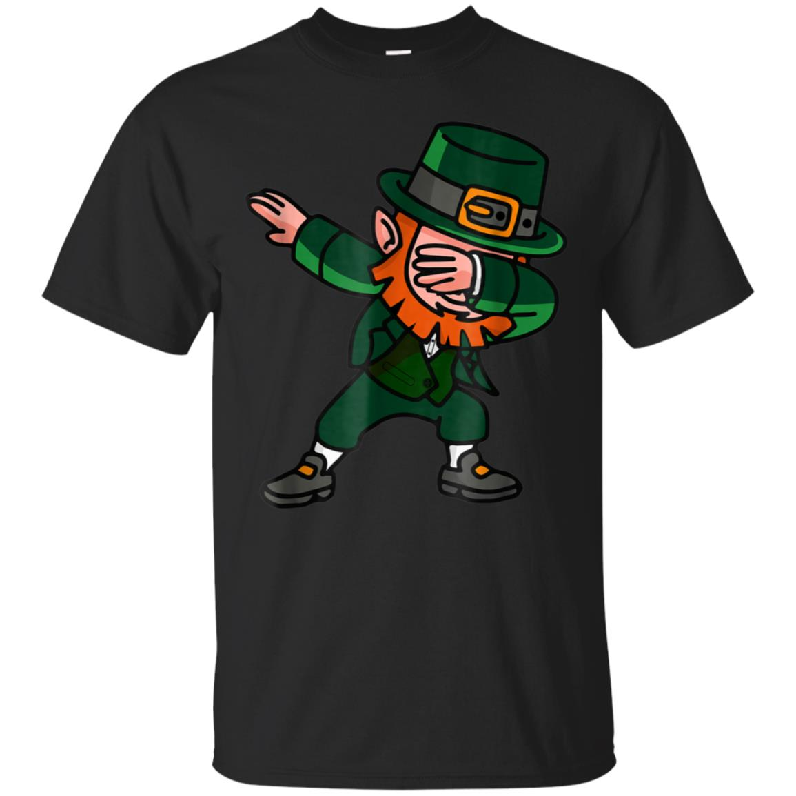 Dabbing Leprechaun Shirt for St Patricks Day Gift 99promocode