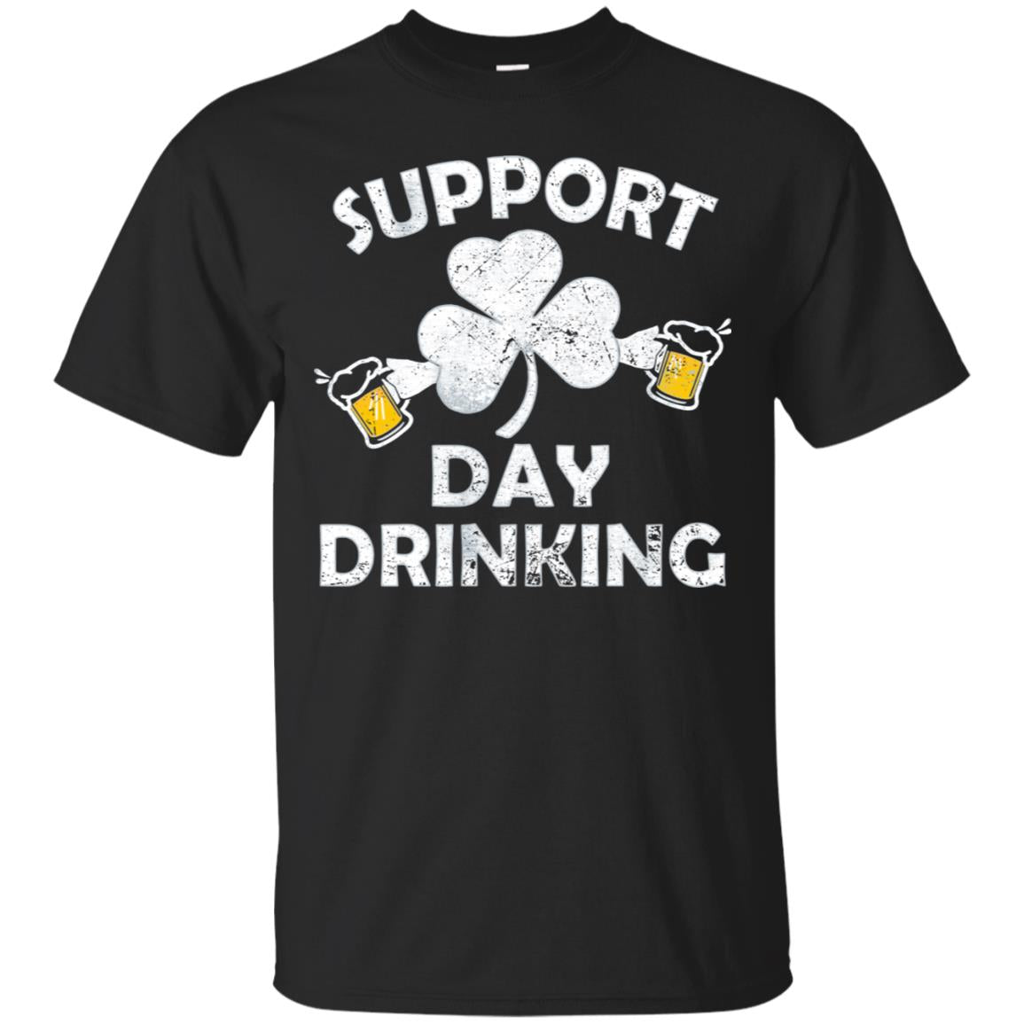 Support Day Drinking Shirt Funny Drinking Gift T-Shirt 99promocode