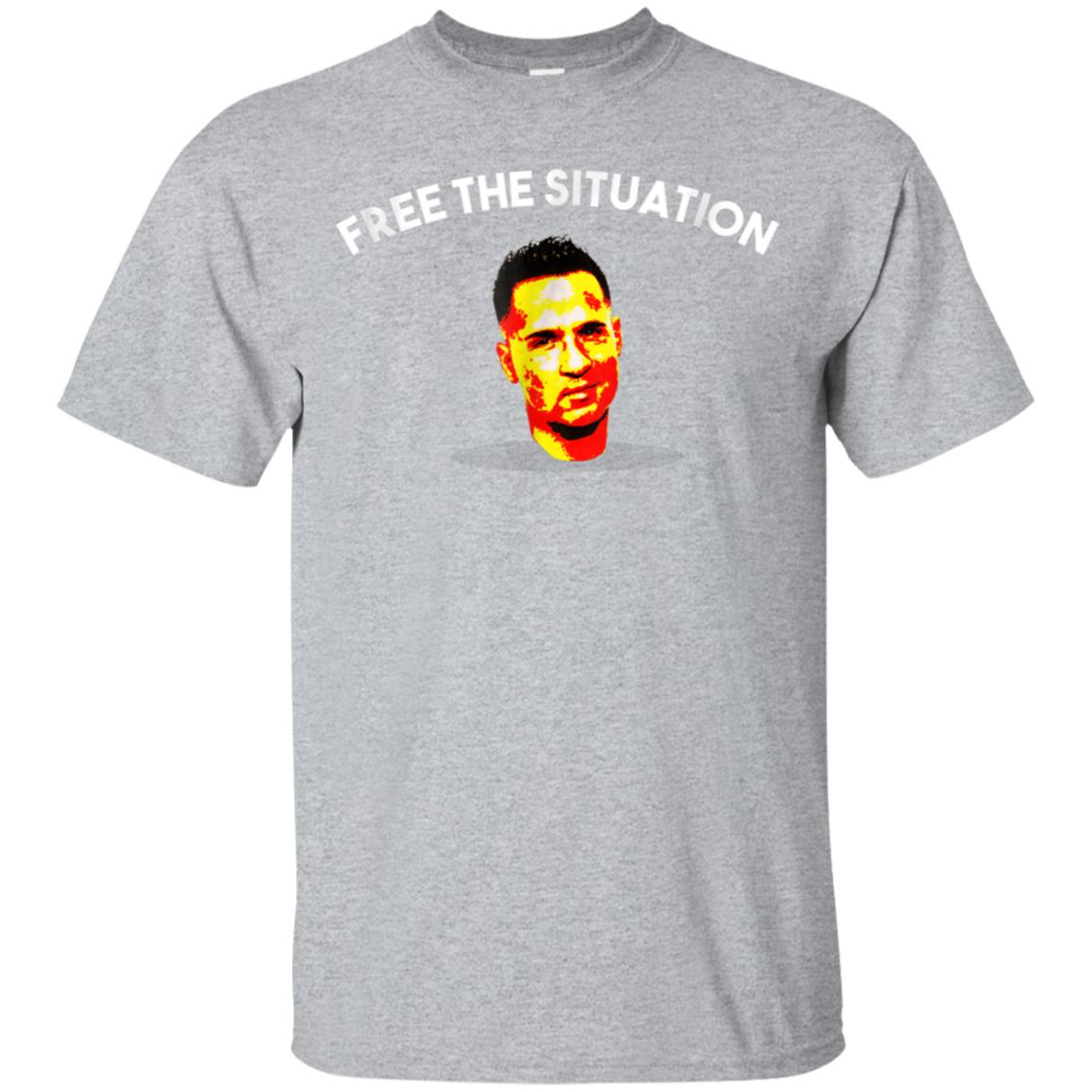 Free Mike the Situation T Shirt Free Big Sitch from Jail 99promocode