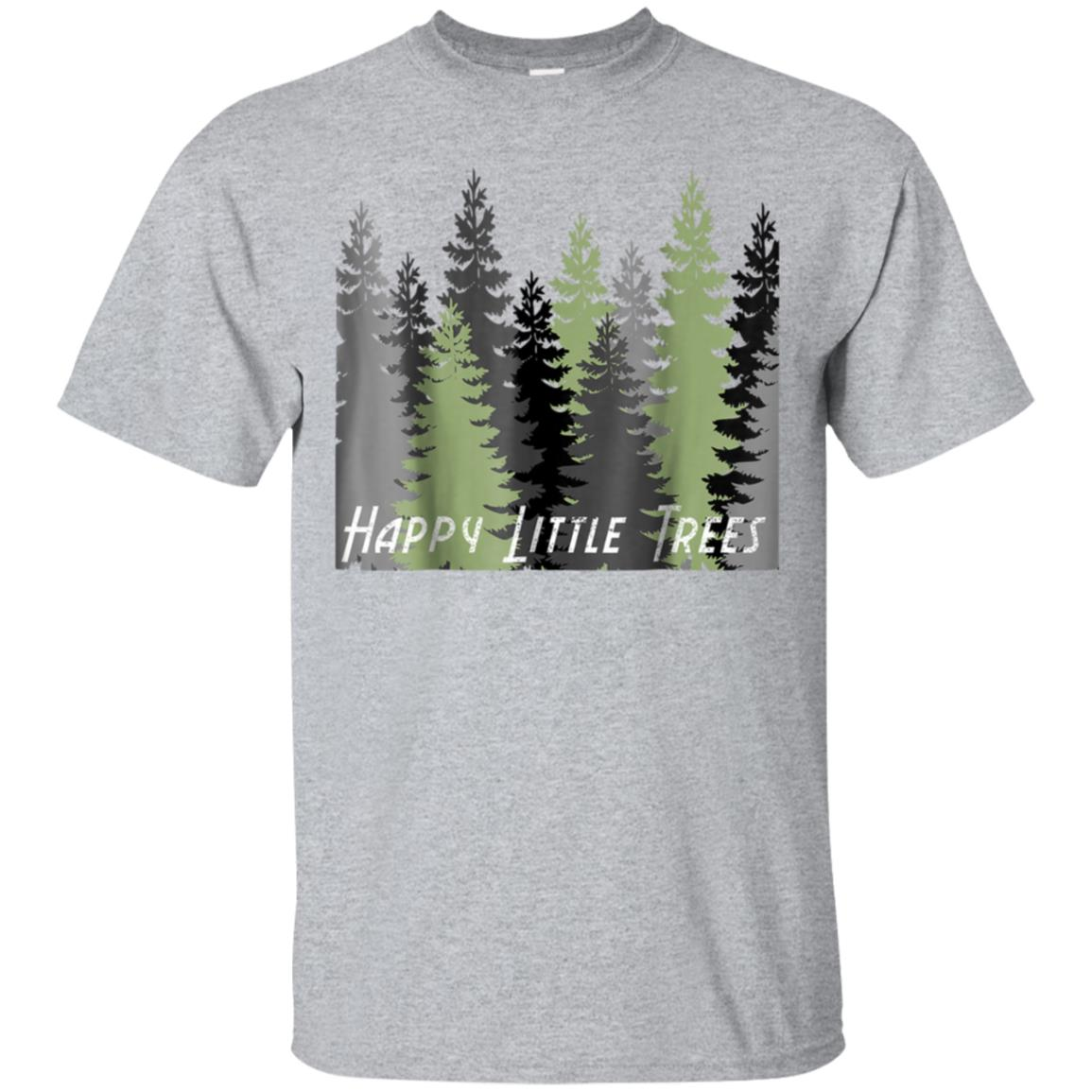 Happy Little Trees T-Shirts & Gifts Bob Style 99promocode
