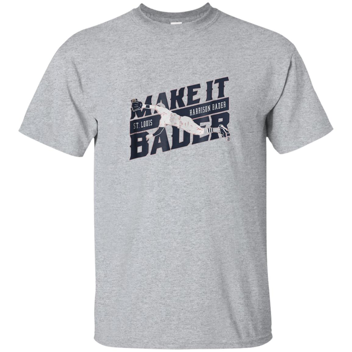 Harrison Make It Bader Shirt 99promocode