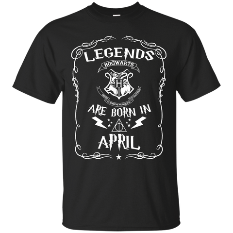 Hogwarts - Legends are born in APRIL