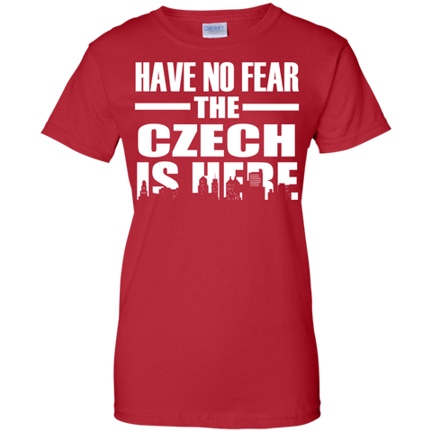 HAVE NO FEAR THE CZECH IS HERE