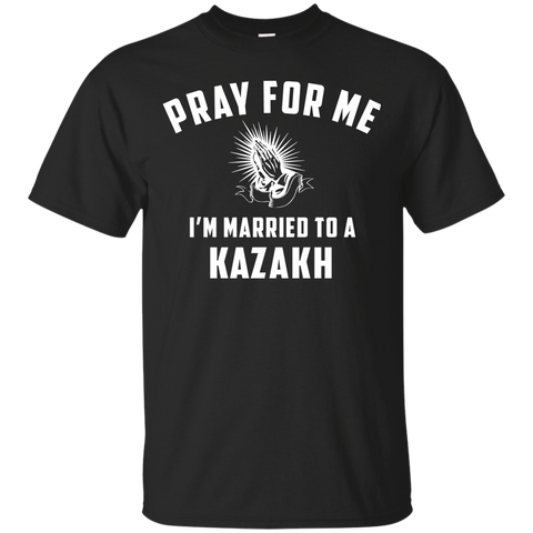 Pray for me i'm married to a Kazakh