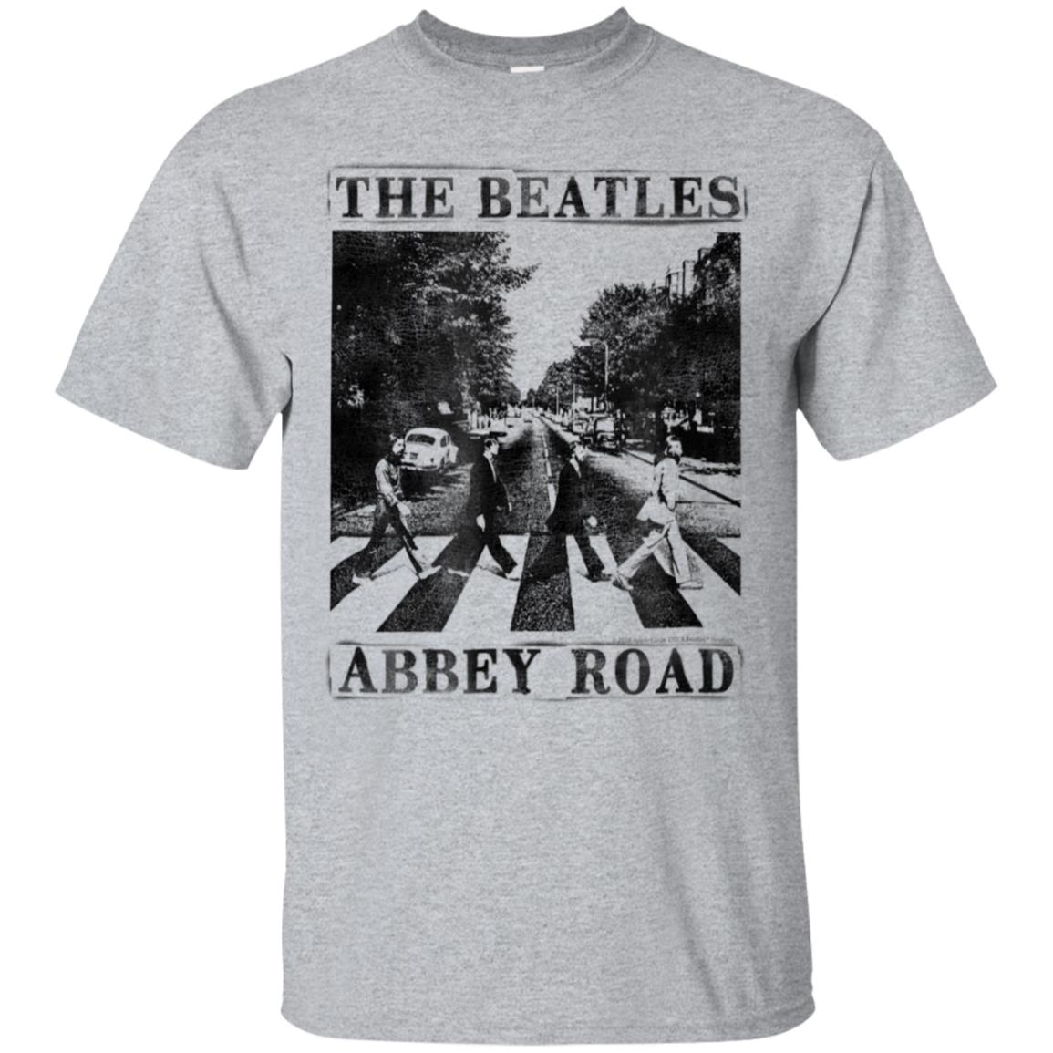 The Beatles Abbey Road T-shirt 99promocode
