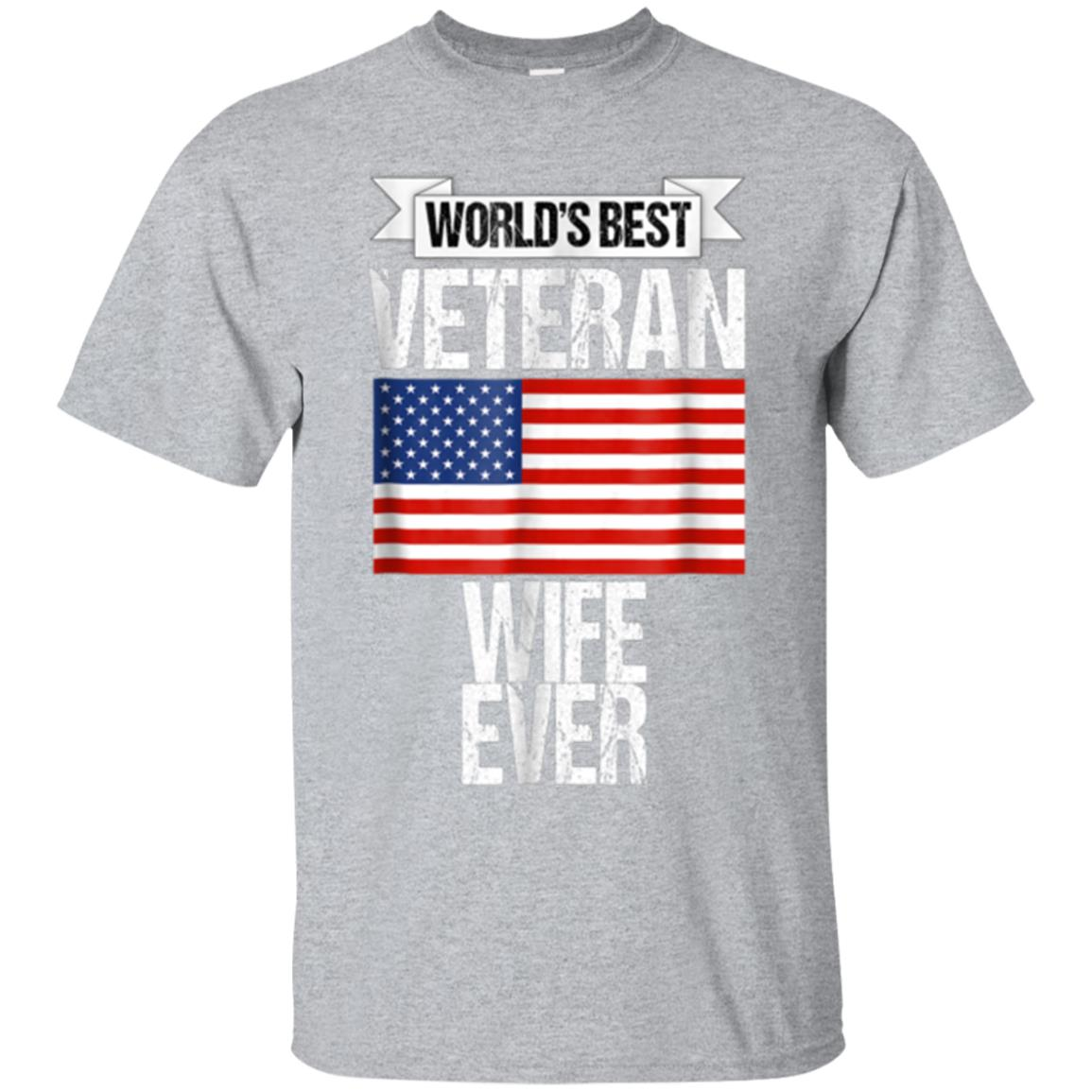 Best Wife Veteran Day DD 214 Gift American Army Flag 2018 99promocode