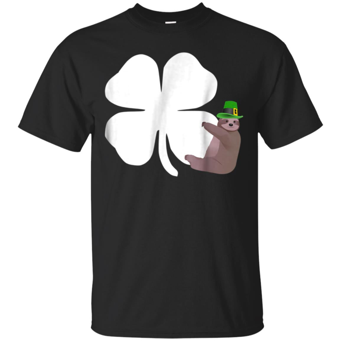 St. Patrick's Day Shirt SLOTH WOMENS MENS KIDS FUNNY CUTE 99promocode