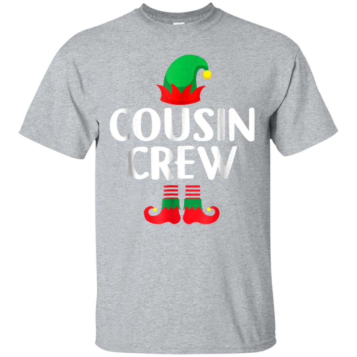 Cousin Crew - Elf Shirt - Family Matching Christmas Pajamas 99promocode