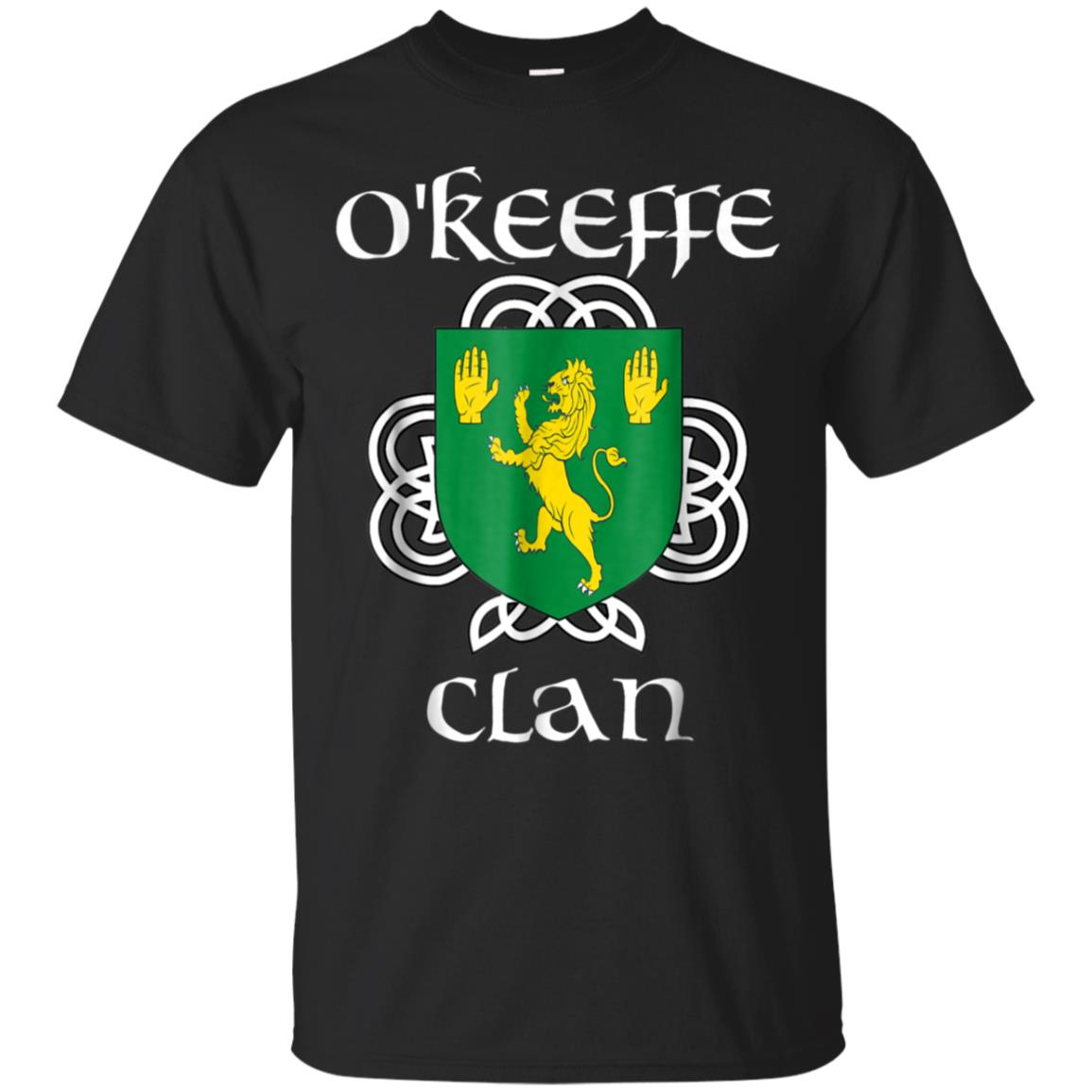 O'Keeffe Family Crest Shirt, Irish Reunion T Shirt 99promocode