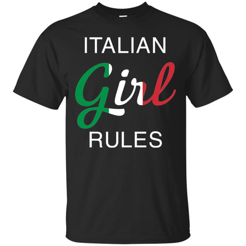 Italian-Girl-Rules-Shirt