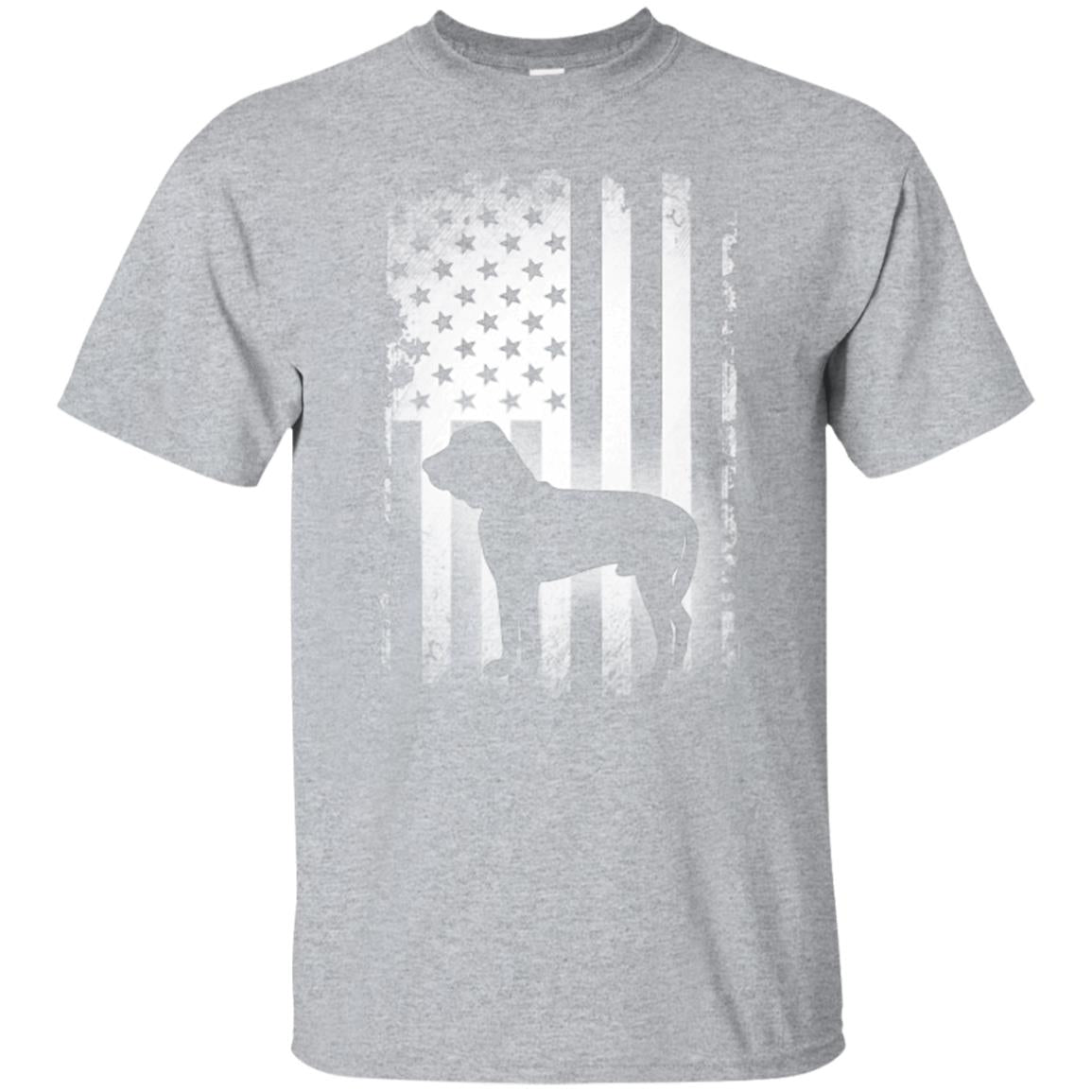 Bloodhound American Flag Shirt USA Patriotic Dog Gift 99promocode