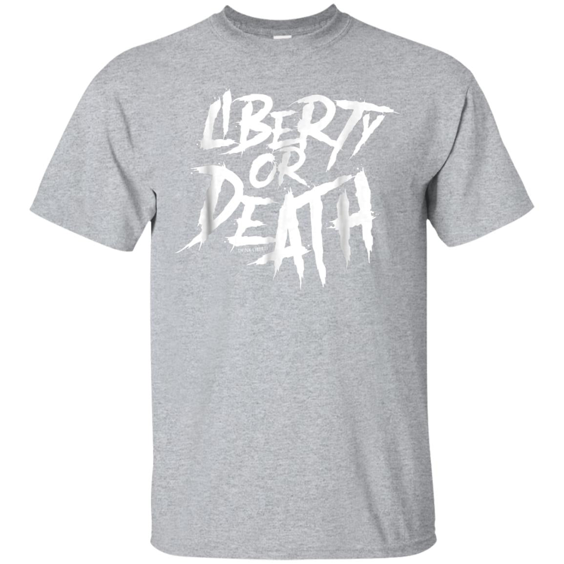 Liberty or Death T-Shirt 99promocode