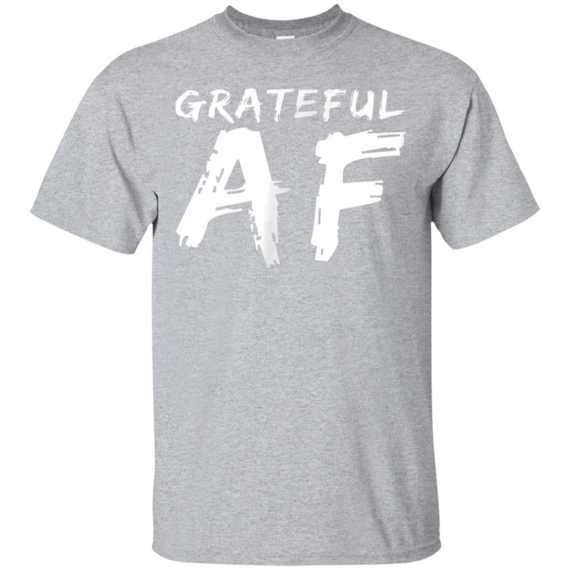Grateful AF NA,AA, Anonymous Clothes Shirt Men Women Gift 99promocode