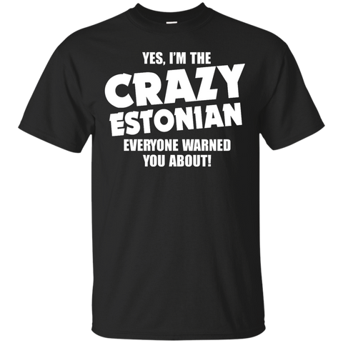 I'm the Crazy estonian
