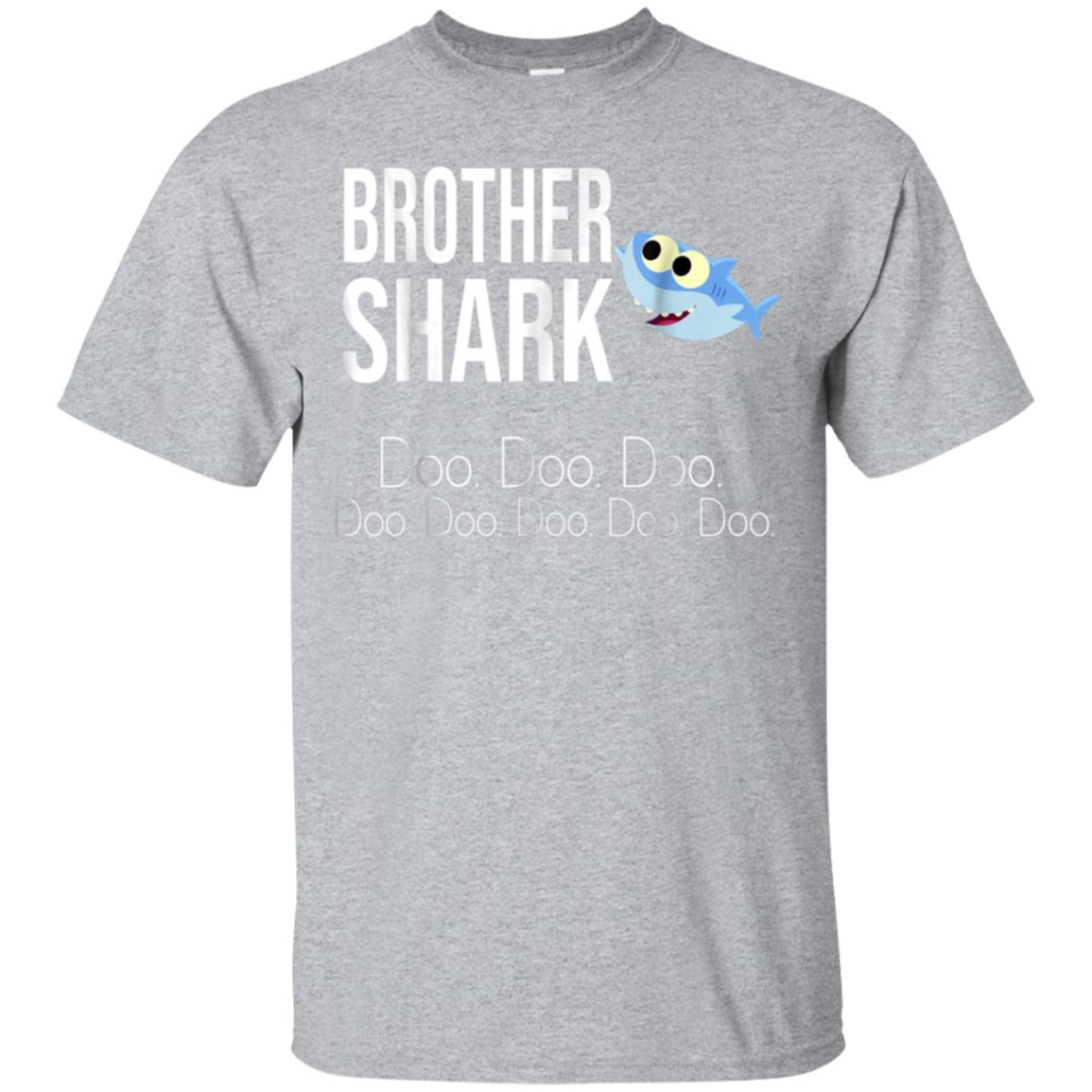Brother Shark Baby Mommy Daddy Matching Family T-Shirt 99promocode