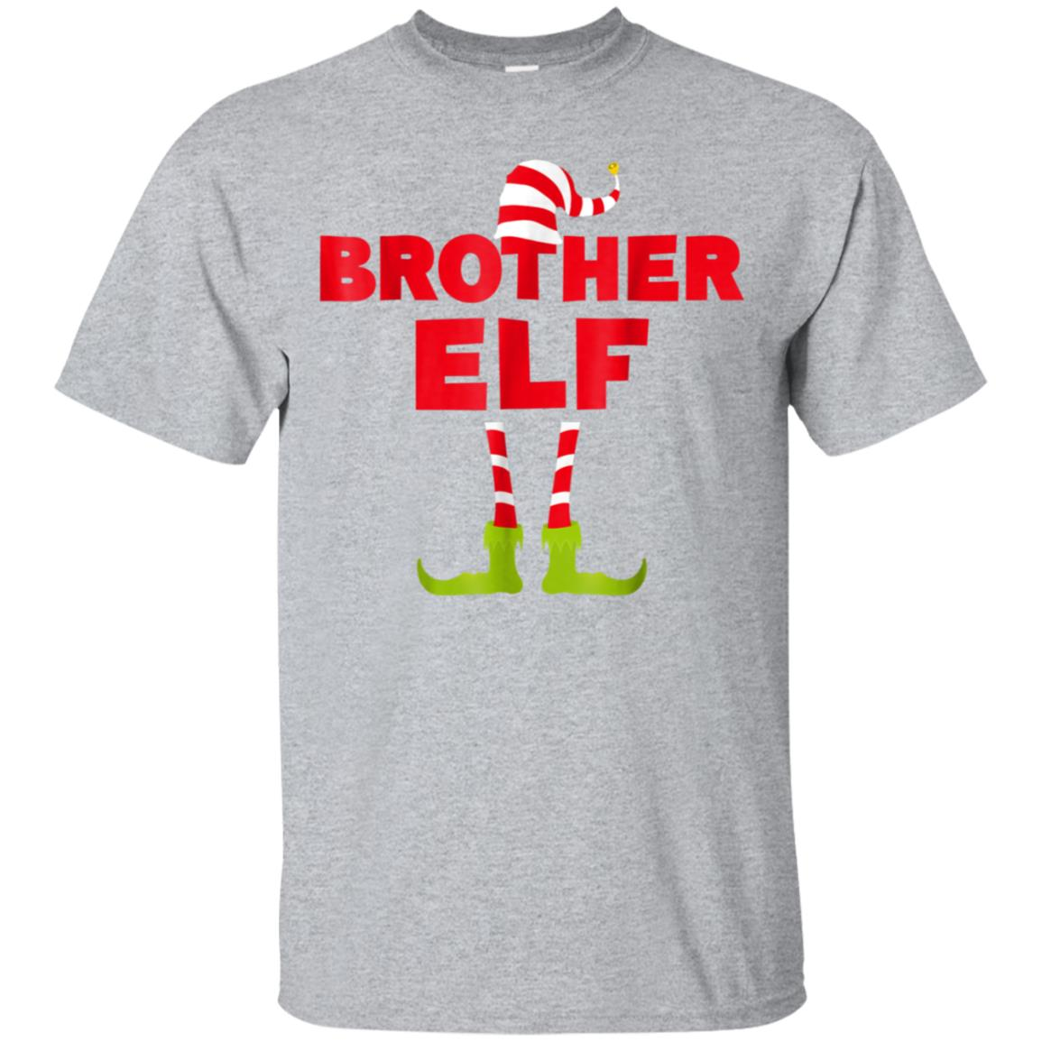 Brother Elf T-Shirt Funny Matching Christmas Costume Shirt 99promocode