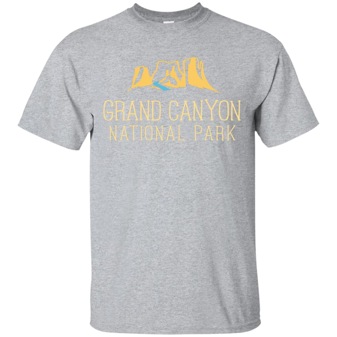 Vintage Grand Canyon National Park Long Sleeve Shirt Hiking 99promocode