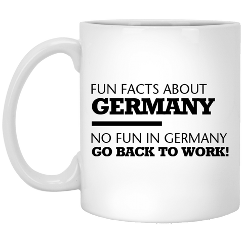 FUN FACTS ABOUT GERMANY NO FUN IN GERMANY GO BACK TO WORK