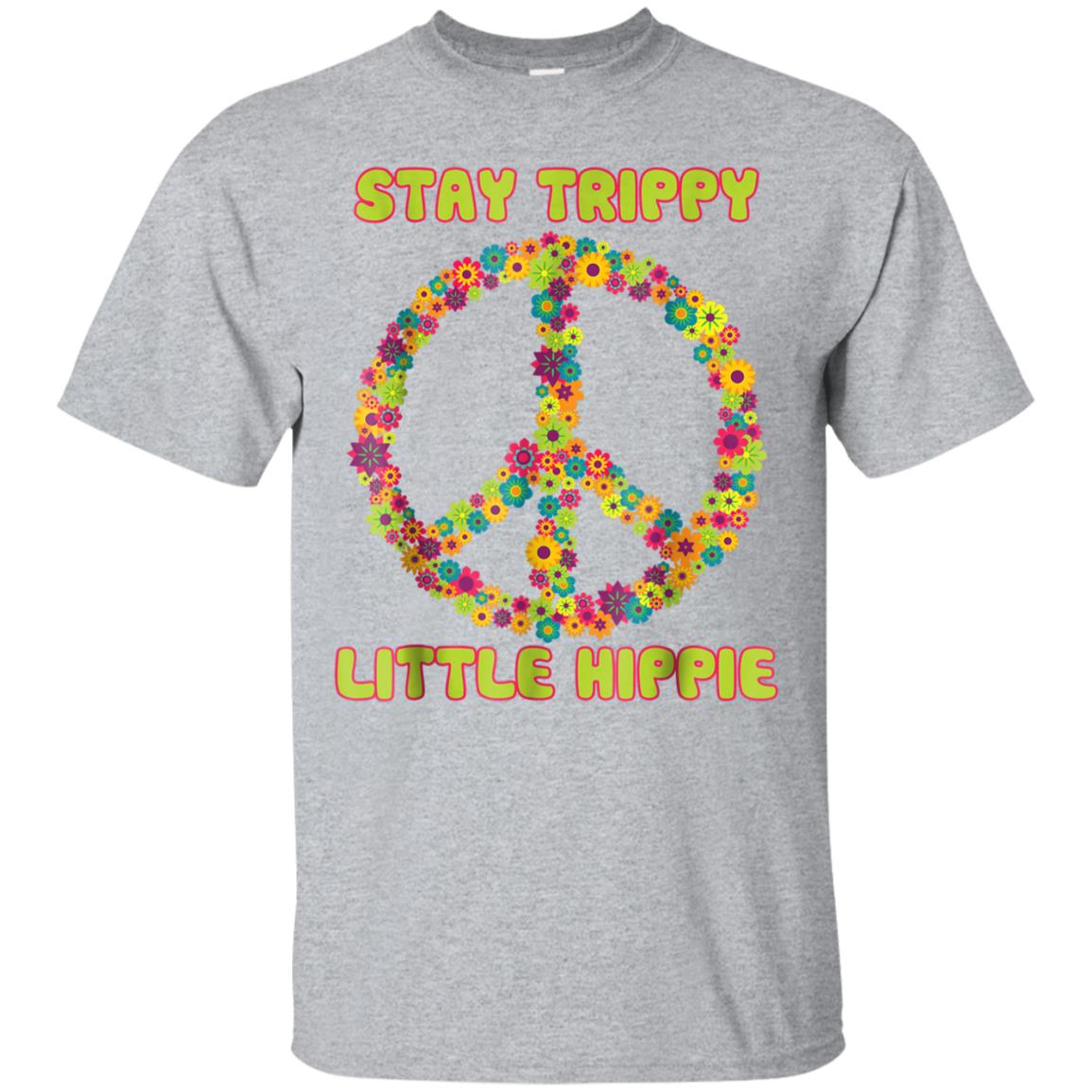 Stay trippy little hippie shirt 99promocode