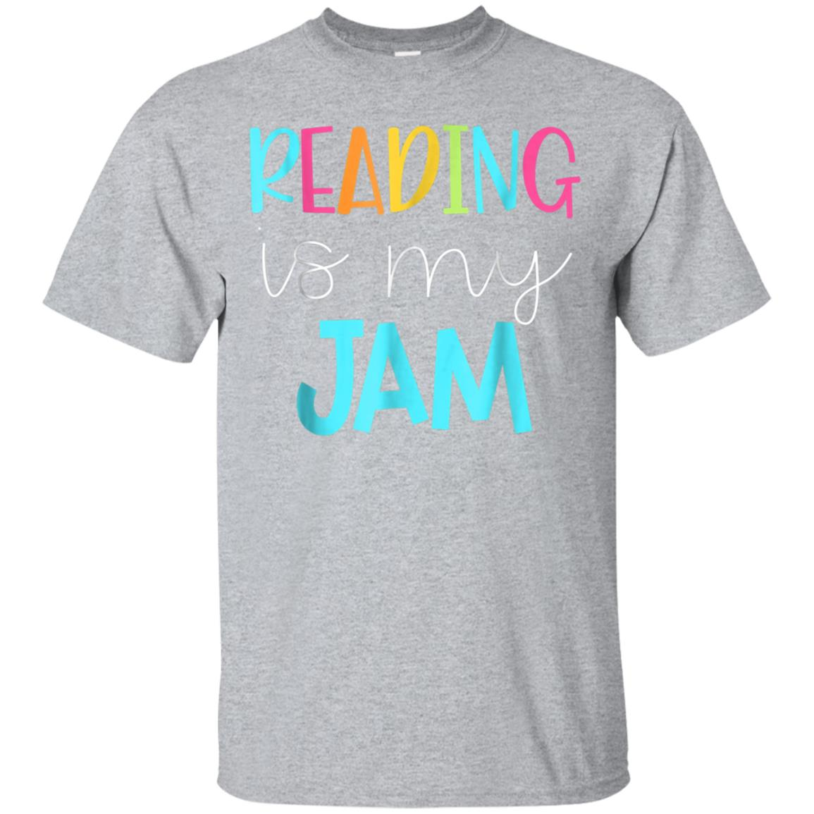 Reading is My Jam - Read Teacher Shirt - ELA Teacher Shirt 99promocode