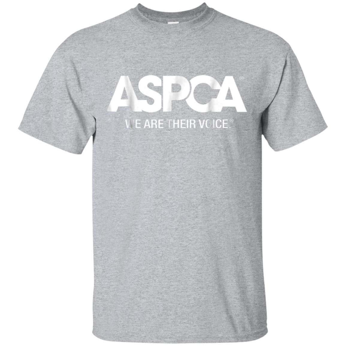 ASPCA We Are Their Voice Logo T-Shirt 99promocode