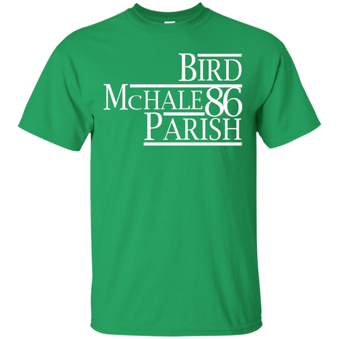 Bird McHale Parish 86 shirt