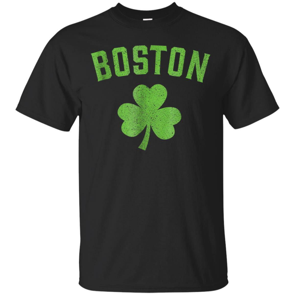 Boston, St Patrick's day t-shirt - Patty's day shamrock tee 99promocode