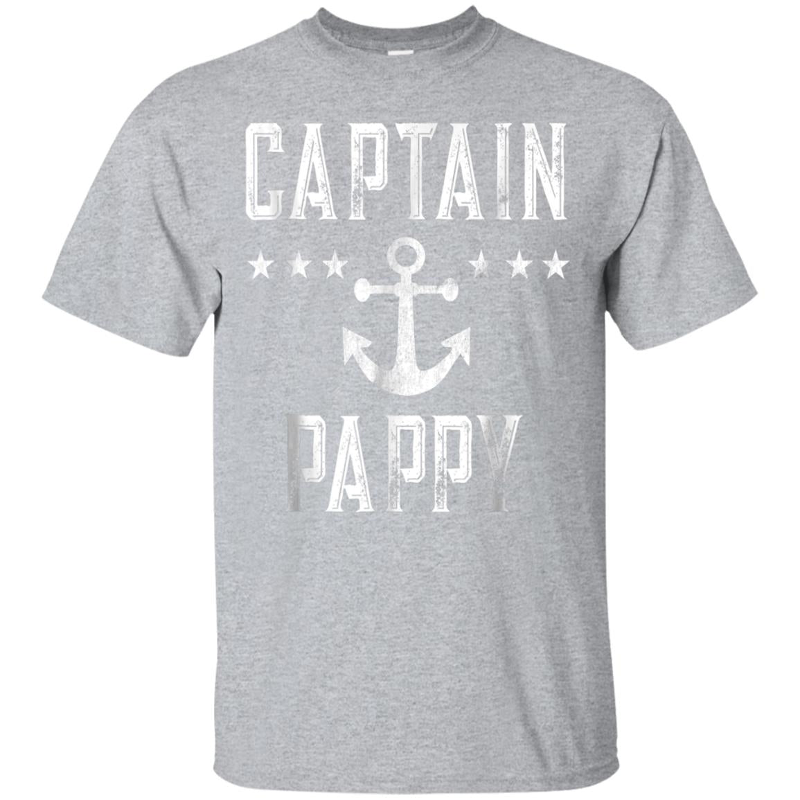 Captain Pappy Vintage Personalized Pirate Party T-Shirt Boat 99promocode