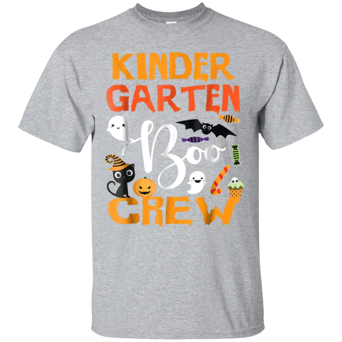 Black Cat Pumpkin Candy Ghost Tshirt Kindergarten BOO Crew 99promocode