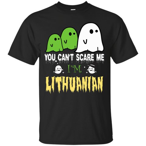 Halloween You can't scare me, i'm LITHUANIAN