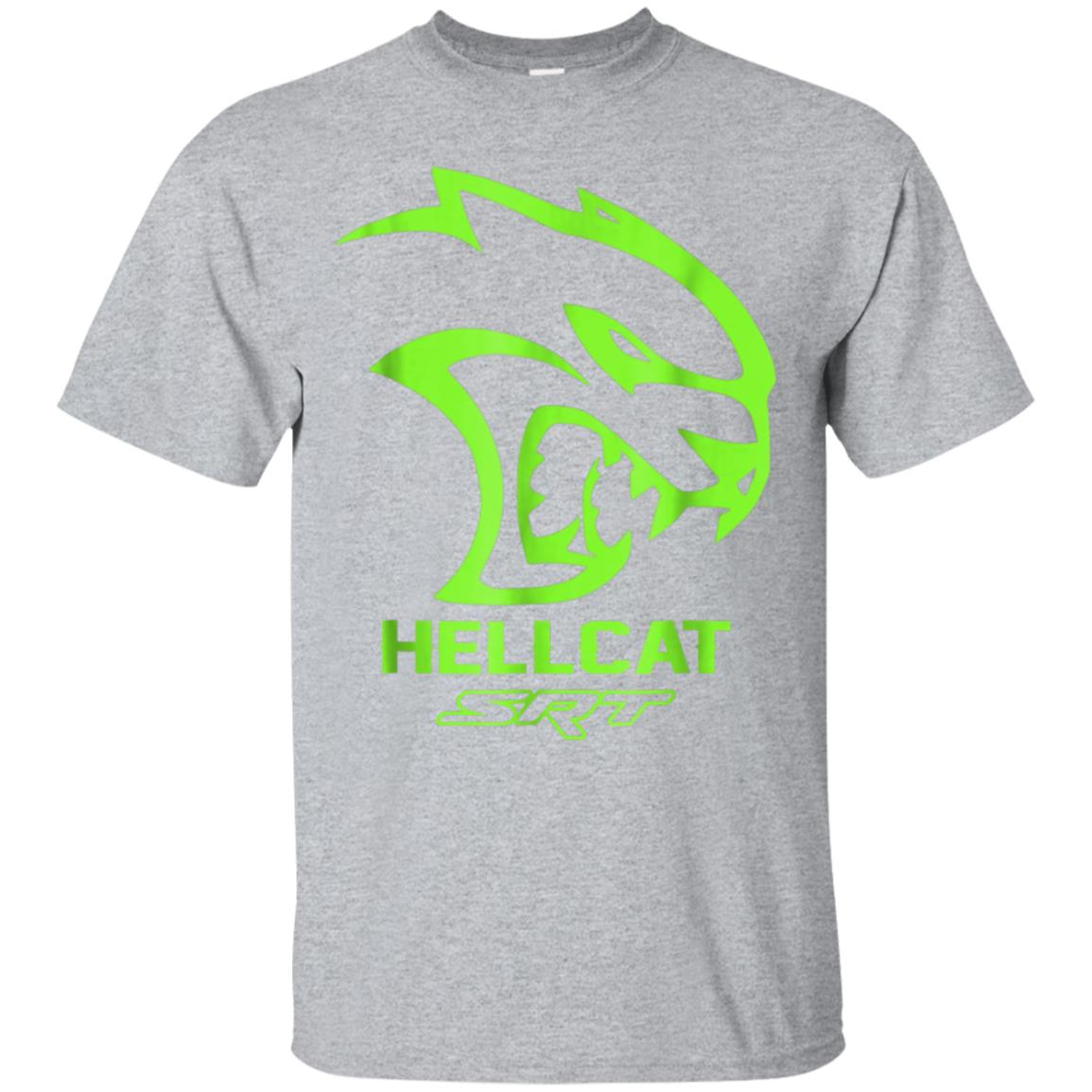 SRT HELL CAT DODGE TSHIRT Green, Awesome HELL CAT Tee 99promocode