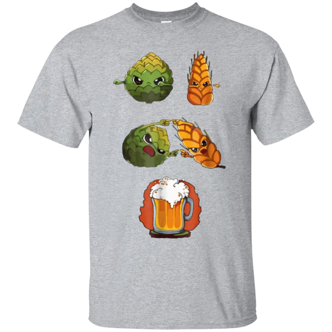 Funny Beer Fusion T-Shirt I Perfect Alcohol Drinkers Wear 99promocode
