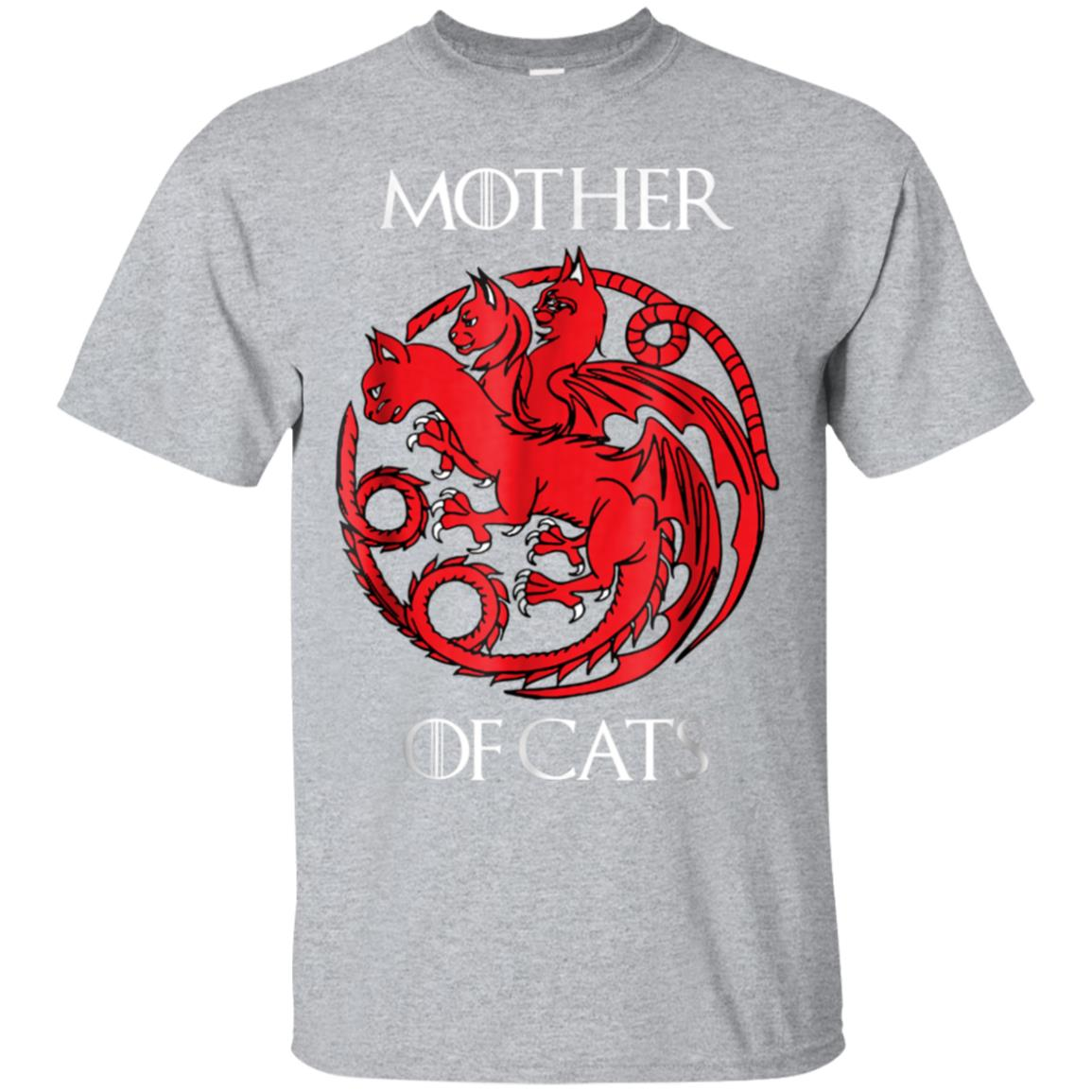 Cat Lovers Shirt - Mother of Cats Hot 2018 T-Shirt 99promocode