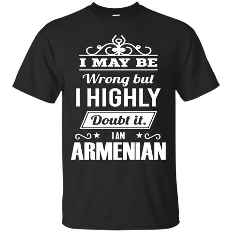 I may be wrong but i highly doubt it i'm Armenian