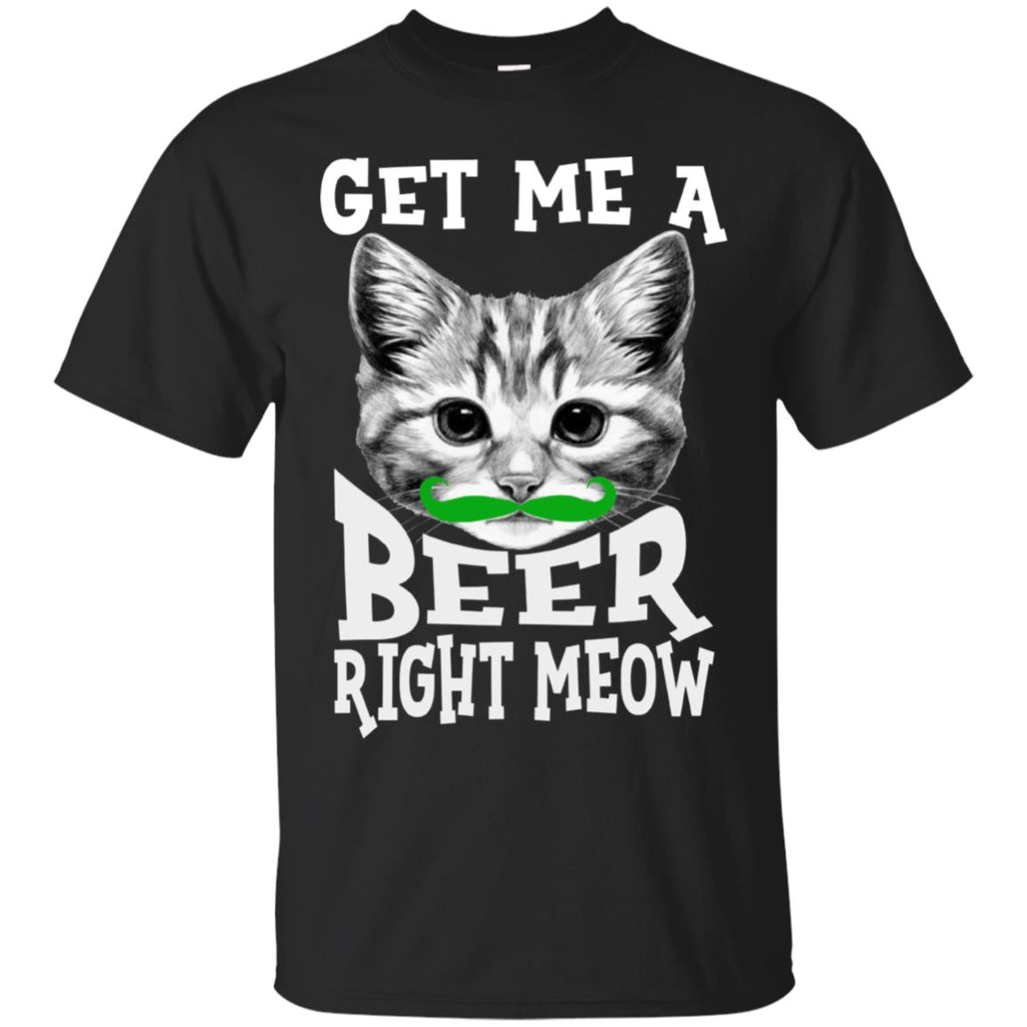 Saint Patrick's Day 2018 Get Me A Beer Right Meow 99promocode