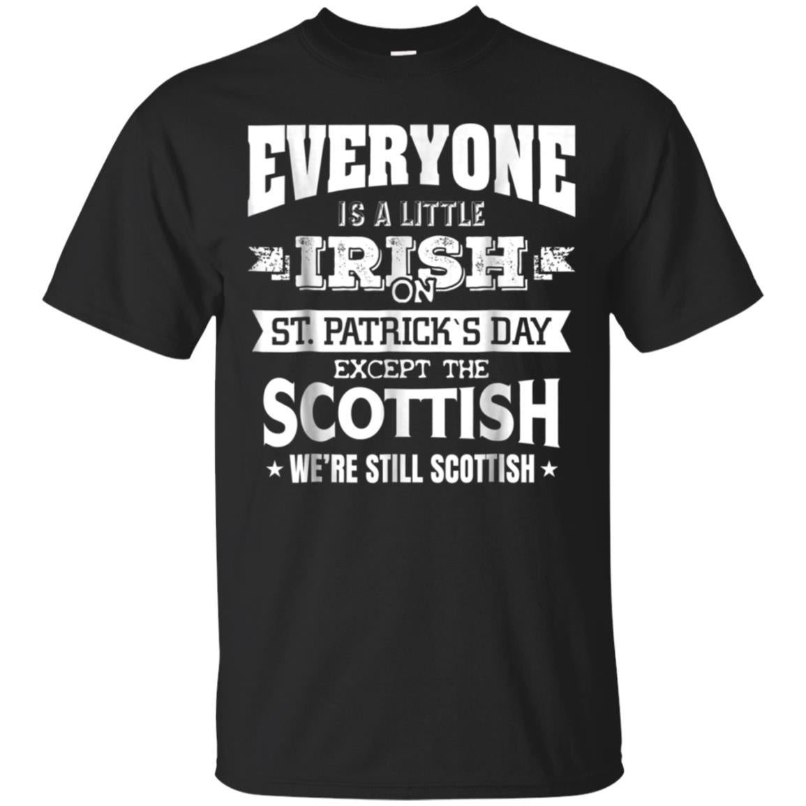Everyone is little Irish on St. Patrick's day except Scottis 99promocode