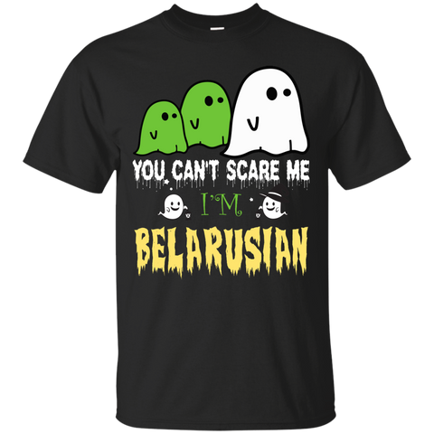 Halloween You can't scare me, i'm BELARUSIAN