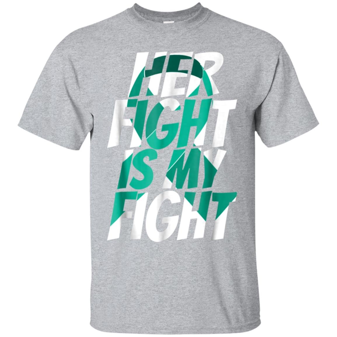 Her Fight's My Fight Sexual Assault Awareness Ribbon shirt 99promocode
